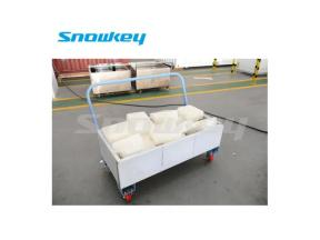 Snowkey Ice Maker Block Ice Shaving Machine