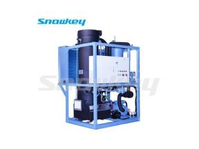 Industrial Tube Ice Machine Ice Maker