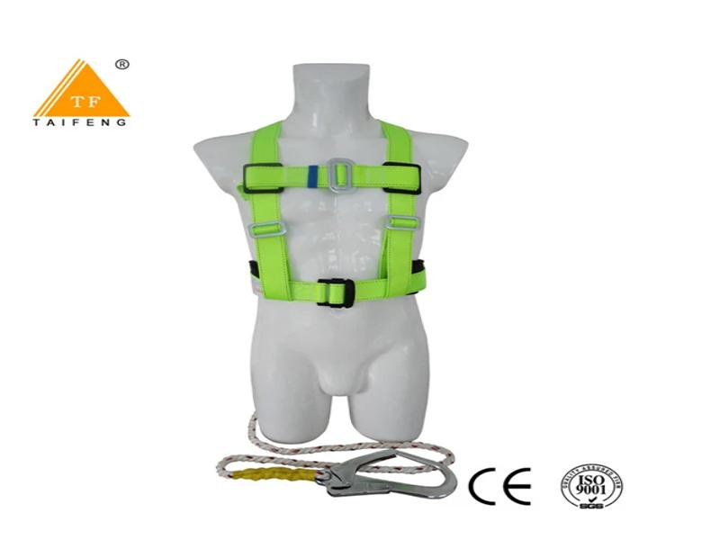 Half Body Harness for Personal Protective Equipment