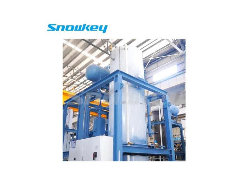 China Industry Tube Ice Machine