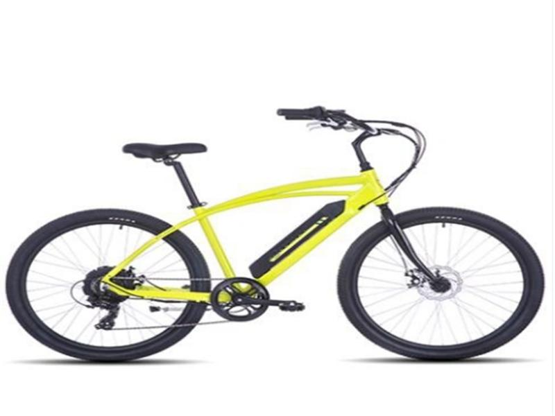 Electric Beach Cruiser E-Bike with Lithium Battery and Ba Fang Motor