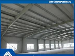 Industrial Steel Structure Factory with H Bean