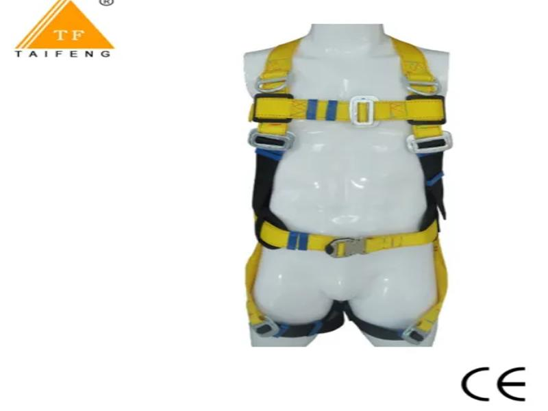 New Design Industrial Safety Belt Full Body Harness