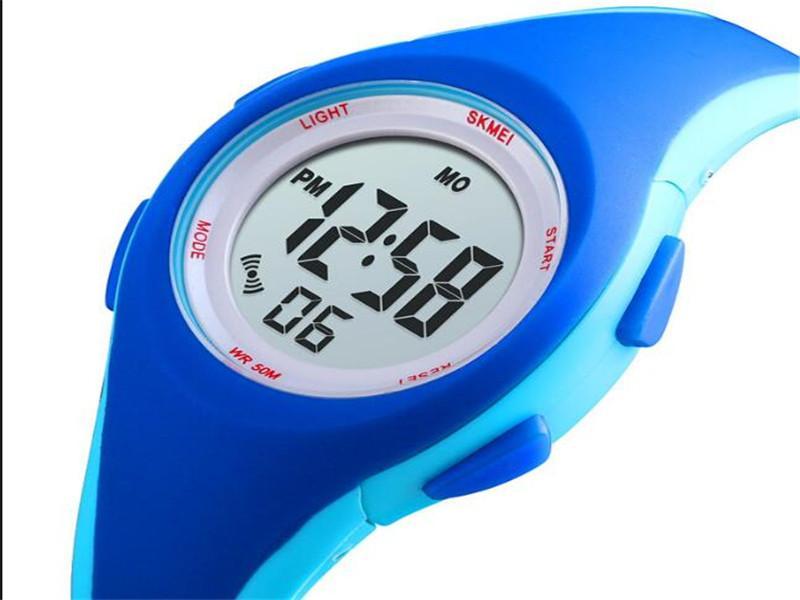 Skmei Jam Tangan 1459 Plastic Colorful Kids Wristwatches Hot Sale Cheaper Waterproof Watches