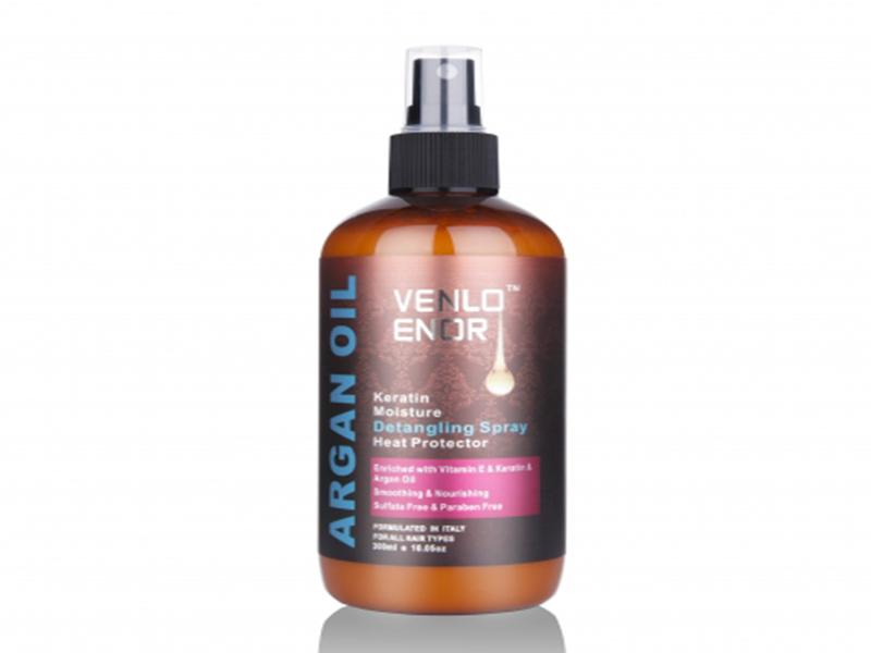 ARGAN OIL KERATIN MOISTURE DETANGLING SPRAY 300ML
