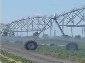 Circle Irrigation System for Farmland