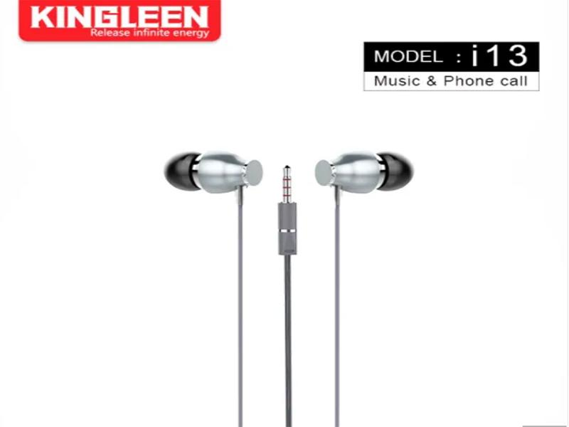 In-Ear Wired Earphone with Microphone Earbuds Stereo Sound for 3.5mm Device IPhone IPad IPOD Samsung