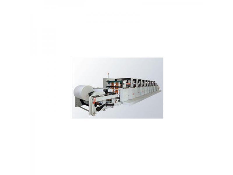 Cheap Price Unit Type Paper Flexo Printing Machine