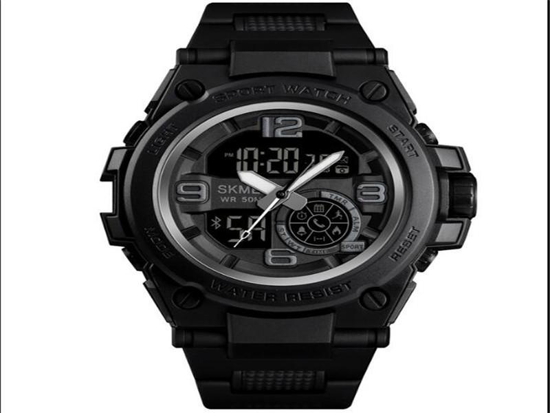 Skmei Multifunctional Dual Time High Quality Smart Watch Digital