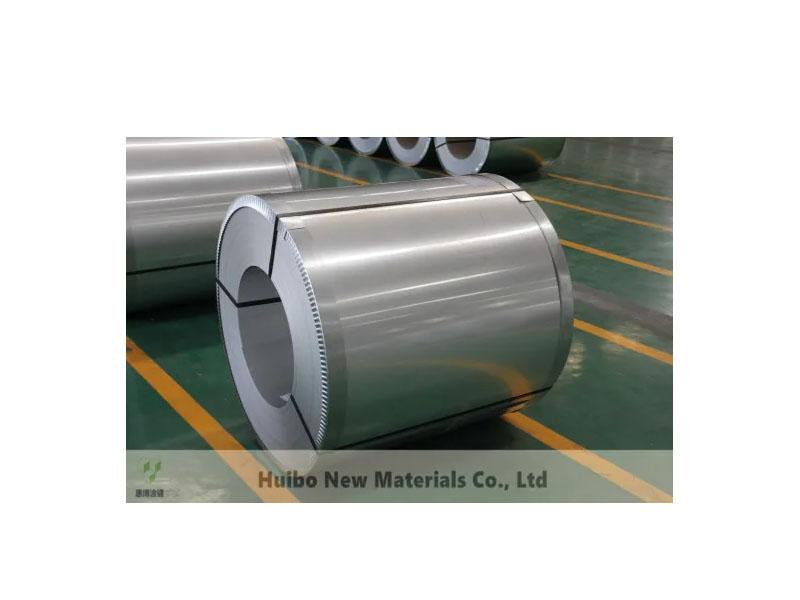 Aluminum-Zinc Steel Coil with Good Quality