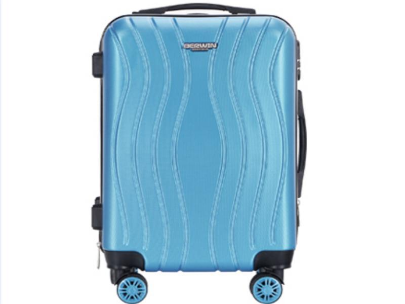 OEM Custom-made Suitcases ABS Hard Shell Luggage Trolley Bags Cases 20''/24''28'' Inch Carry-on Lugg