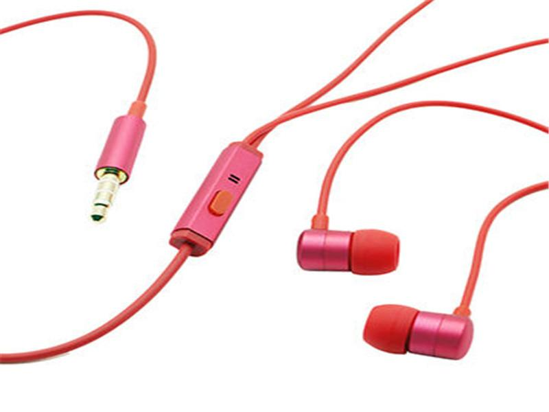 MP3 Earphone, New Products, 2017 Wired Earphone