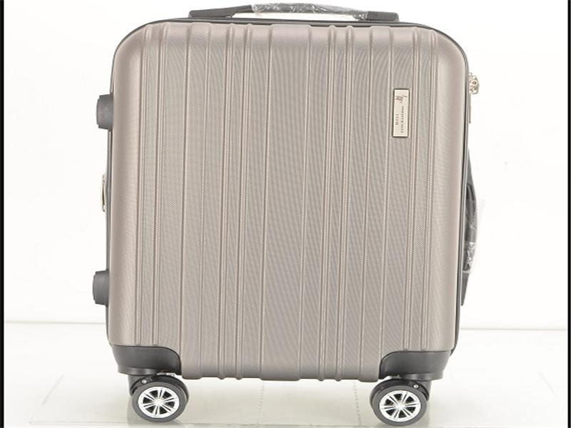 Light Weight ABS Small Size Custom Made Luggage Cabin Wheeled Luggage