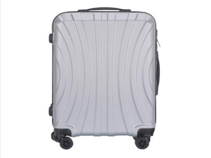 China Factory Lightweight 20,24,28 Inch ABS Trolley Travelling Luggage Bags with 360 Degree Universa