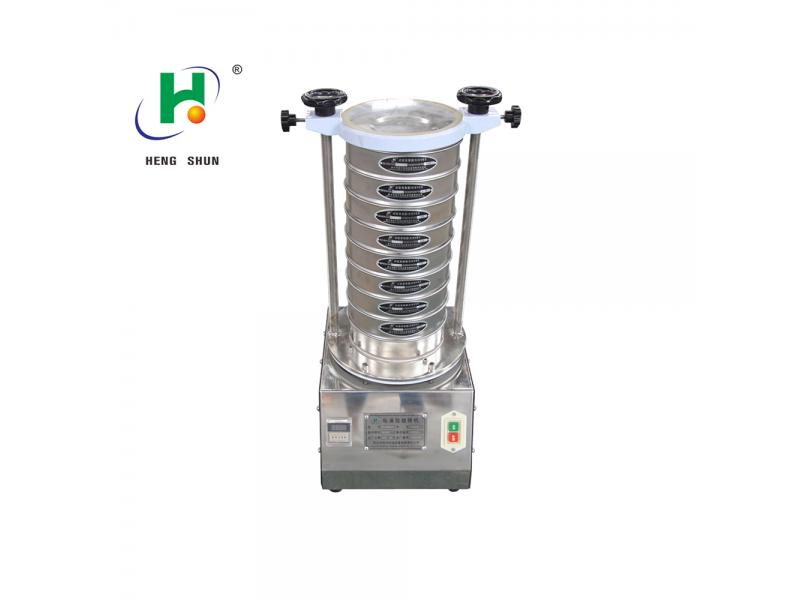 Food Industrial Grain Analysis Lab Sieve Shaker