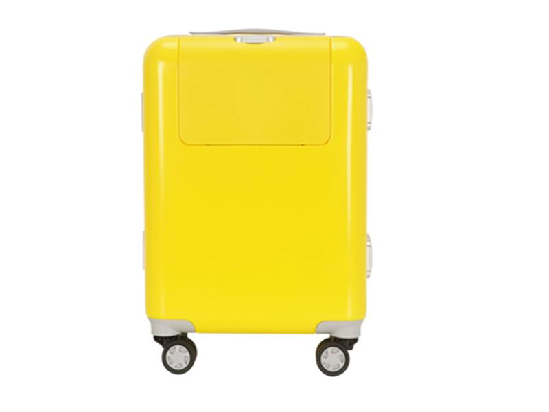 2020 New Arrival Good Price Waterproof Yellow Luggage 17