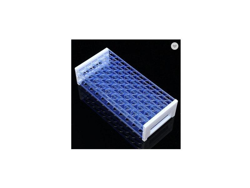 Plastic Layers Lab Test Tube Rack Holder/Test Tube Holes Stand