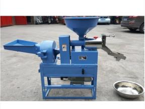 WANMA96 Combined Household Rice Mill