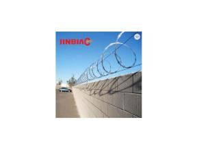 Direct Factory Cheap Hot Dip Galvanized Barbed Wire Razor Barbed Wire