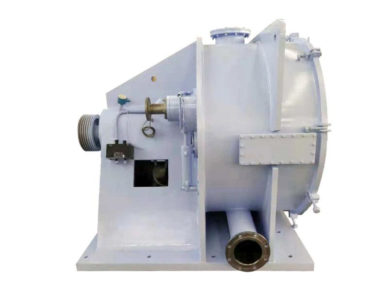 GK(H) Automatic Horizontal Scraper Siphon Centrifuge Peeler for Starch