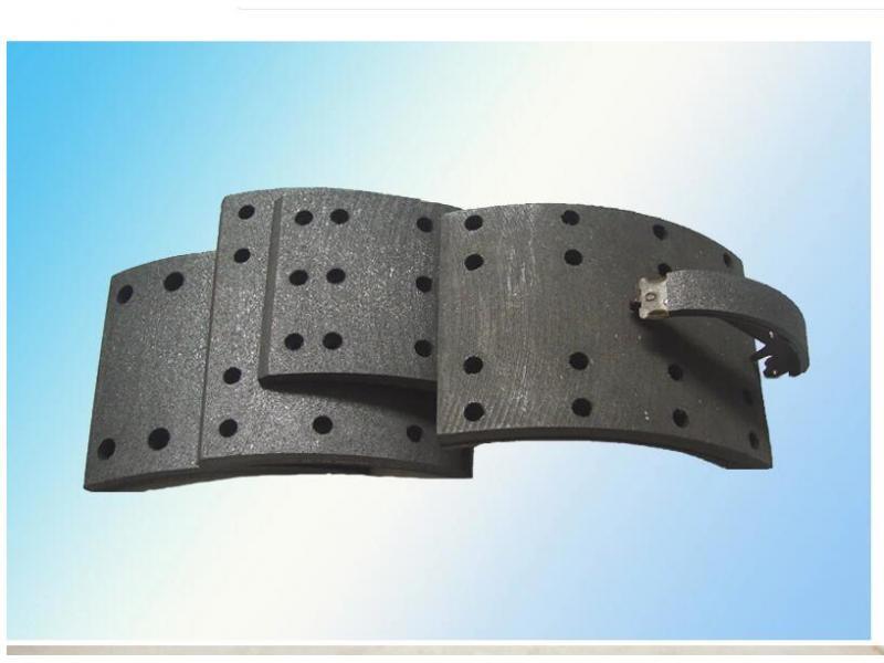 Quality Heavy Duty Truck Brake Parts Brake Shoes