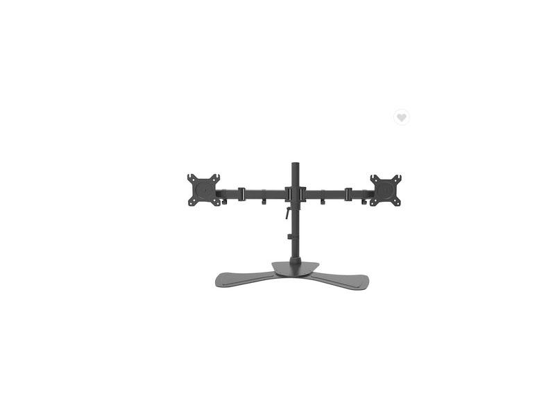 Tall LED Monitor Swing Arm Mount Desk Bracket Stand