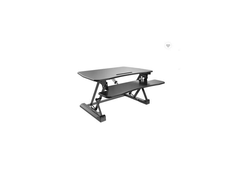 JEO LD07E Office Furniture Height Adjustable Sit Stand Desk Riser