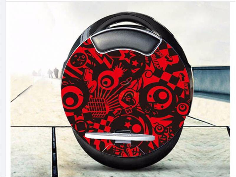 Hot Sale Balance Skateboard Waterproof Stickers
