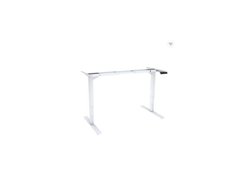 Three Stage Lift Sit To Stand Desk Electricdesk Base Frame