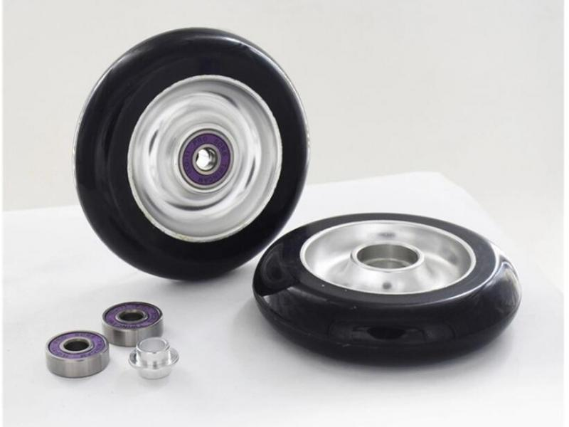 100mm*110mm Replacement Stunt Scooter Wheels with Bearings