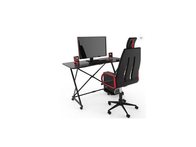 Cheap Custom Gaming Computer Desk Ergonomic Folding Home/Office Laptop Table JN-QD61