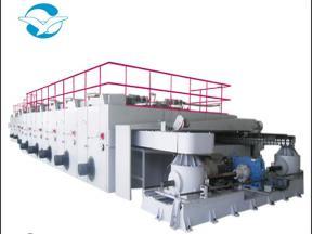 4m 50kN PP Geogrid Machine