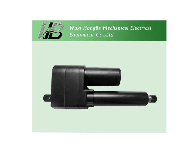 Gear Wheel Electric Linear Motors Actuator Hb-DJ808