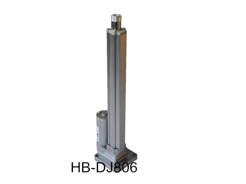12/24VDC Electric Worm Gear Mini Waterproof Linear Actuators DIY Design