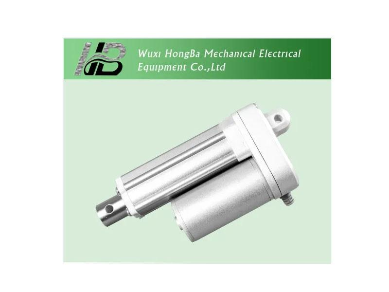 24VDC Aluminum Alloy Linear Actuator for Small Machine Cheap Price