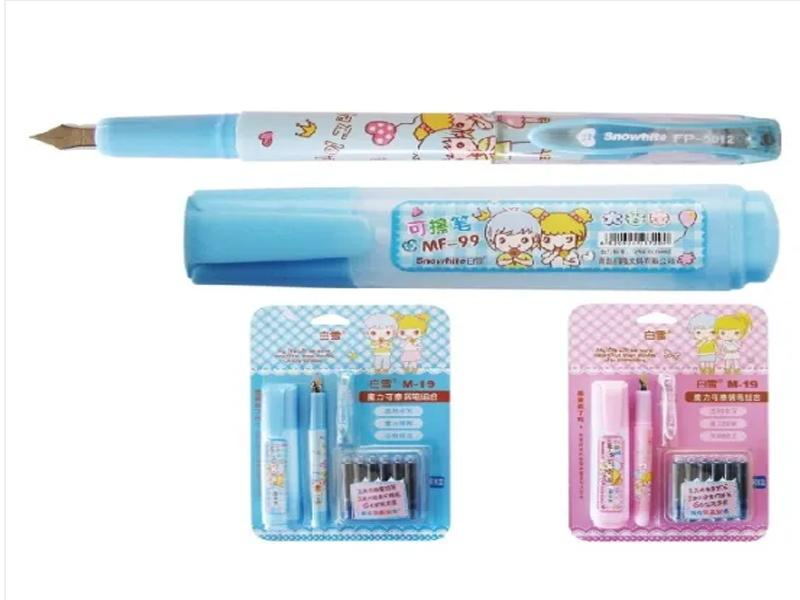 Erasable Pen M19 From Snowhite ODM Service