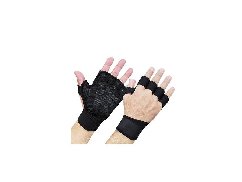 Customized Logo Weight Lifting Gloves Neoprene