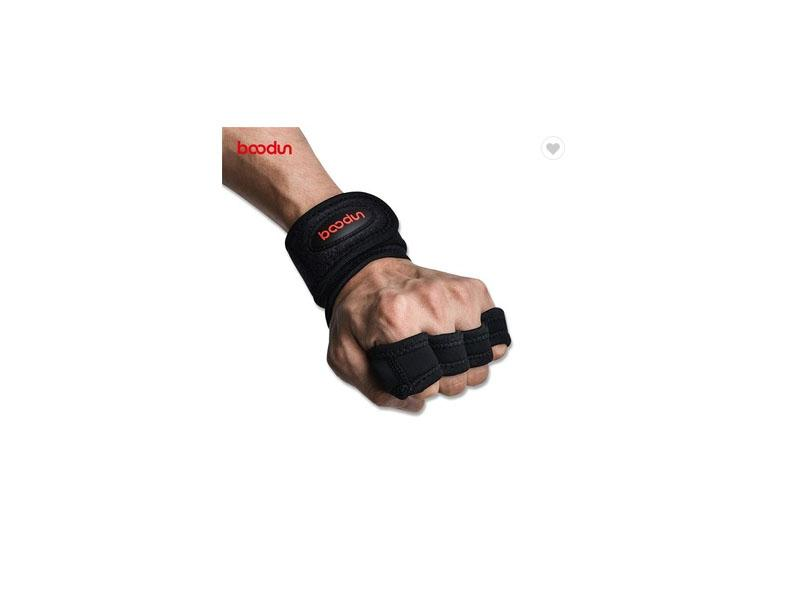 Boodun Sports Protective Gear Equipment Training Palm Slip Wear-resistant Gym Fitness Gloves