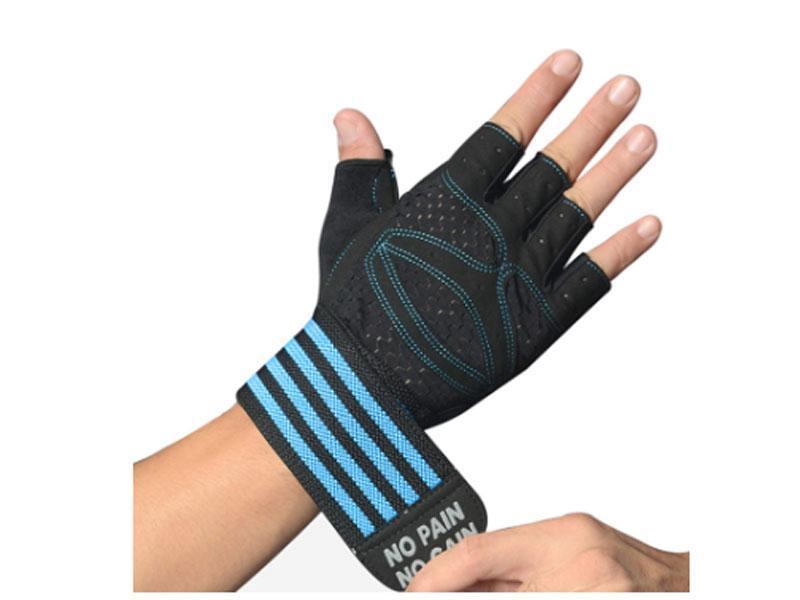 Accept OEM Black Gym Hand Gloves