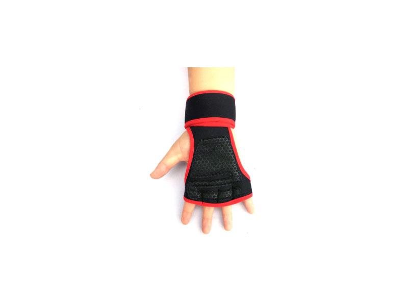Free Sample Anti-slip Fitness Cheap Personalized Padded Weight Lifting Gloves