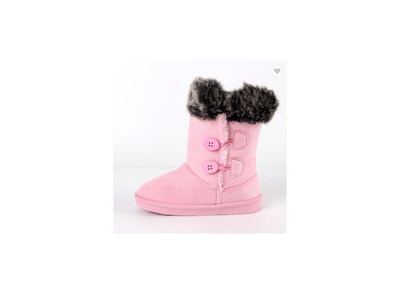 2019 Winter New Model Shoes Baby for Girls Kids Warm Boots Children Snow Boot