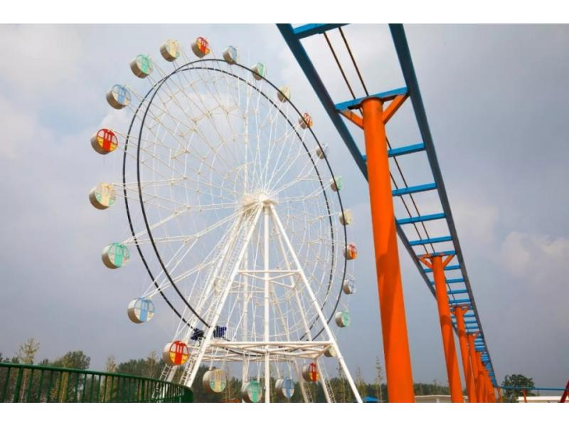 42M Theme Park Outdoor PlaygroundFerris Wheel