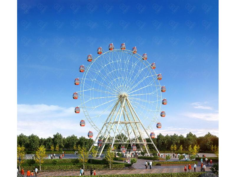 Ferris Wheel Giant Wheel China Amusement Rides Manufacturer
