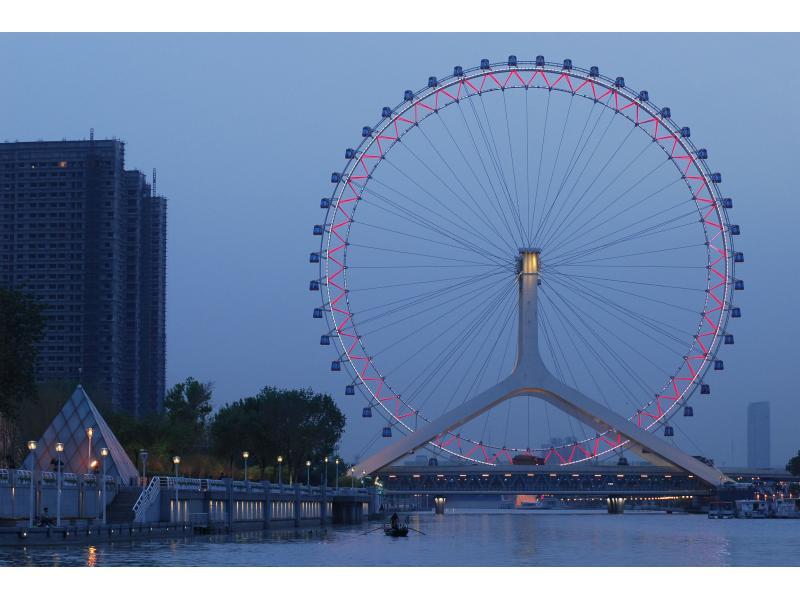 Highest Ferris Wheel Giant Wheel Manufacturer