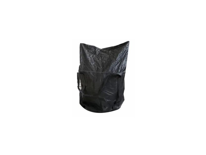 3 Year Weather Resistance Black Duffle Bulk Bag with UV Anti-Aging