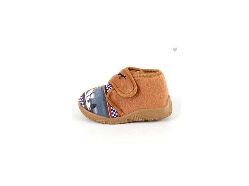 New Arrival Brown Cheap TPR Baby/Kids Injection Shoes