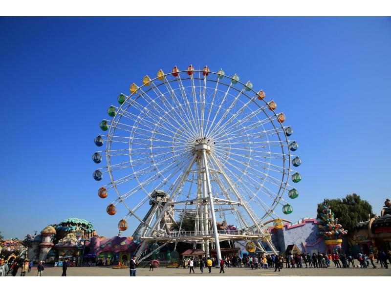 66M Observation Wheel Giant Wheel London Eye