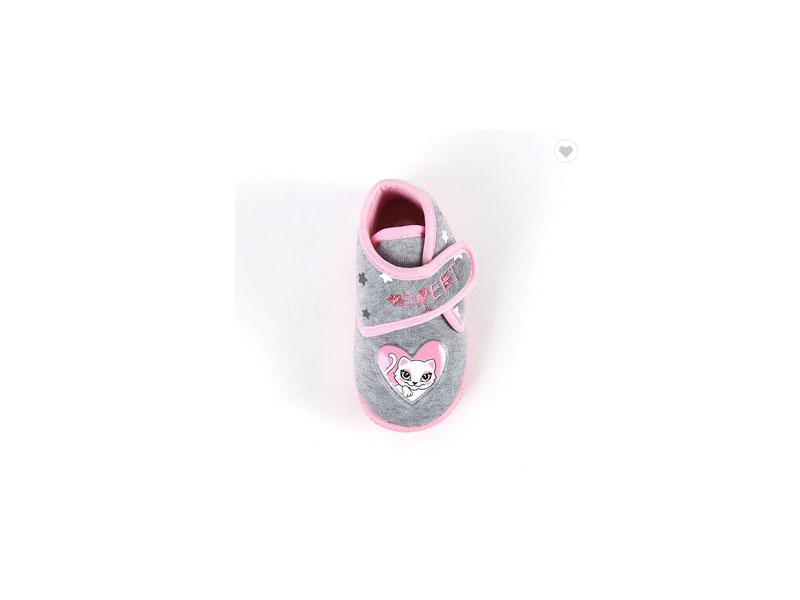 New Arrival Wholesale Quality Sweet Injection Sole Kids Girl Shoes
