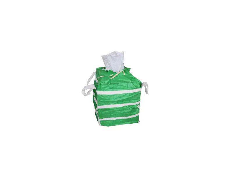 Green Fabric Reinforcement Belt Un Certification Big Bag