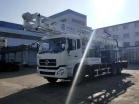 BZC300DF Truck-mounted Water Well Drilling Rig